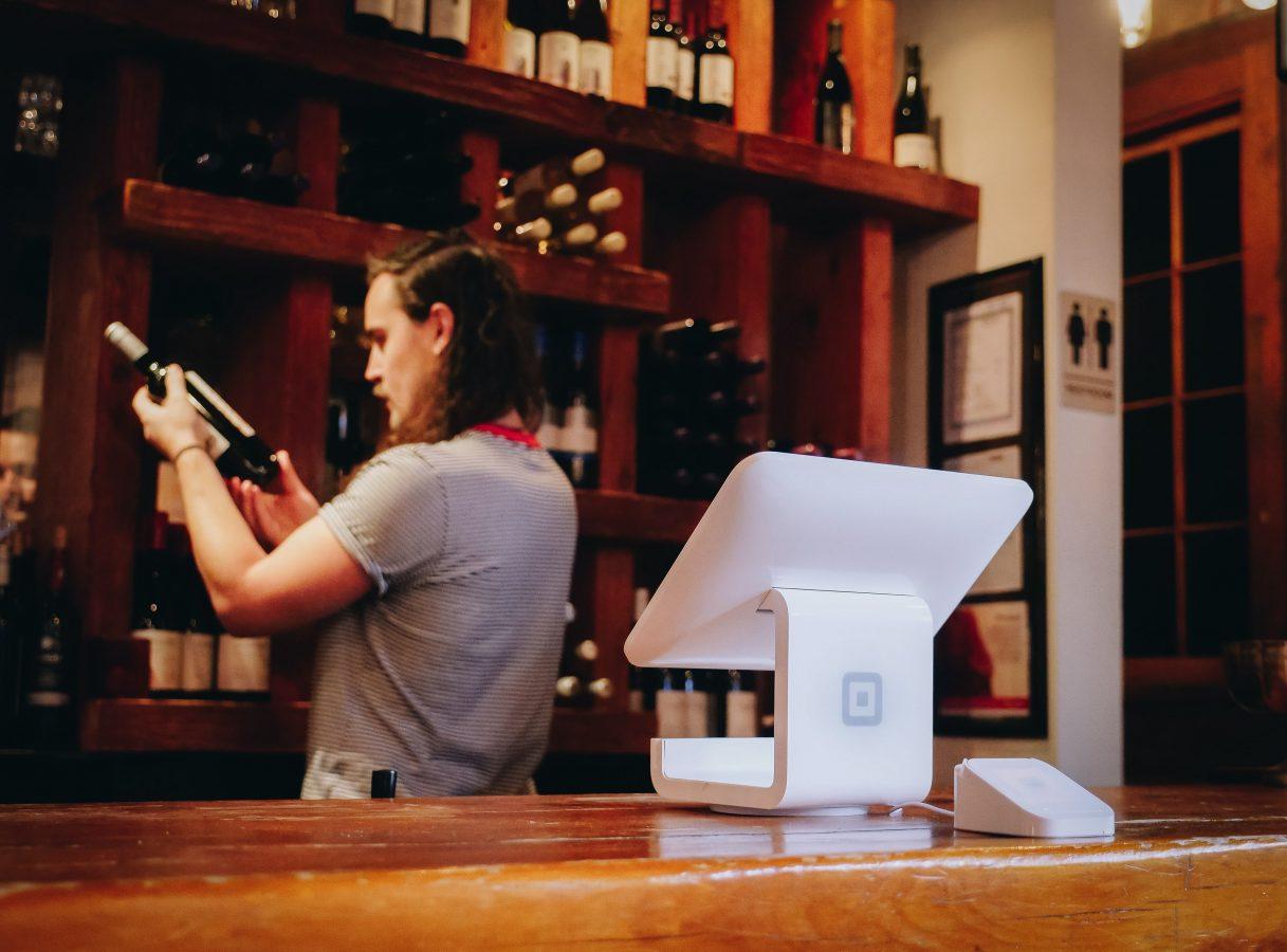 wine shop