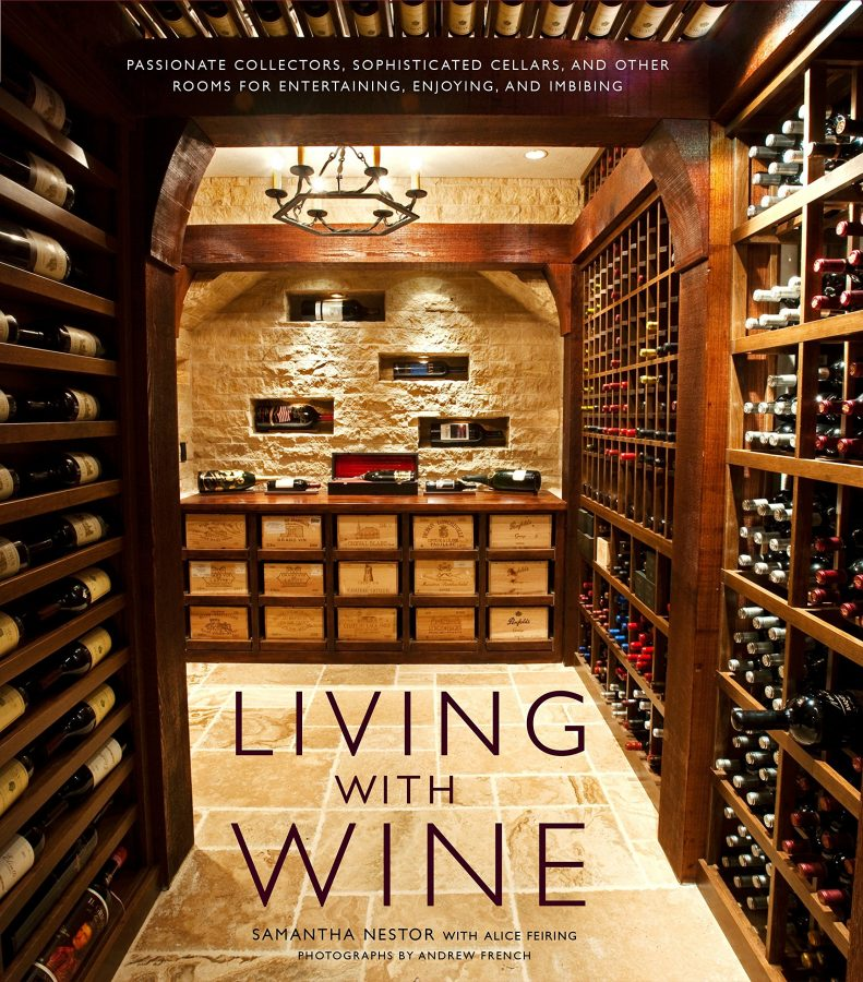 Living with Wine Book Cover