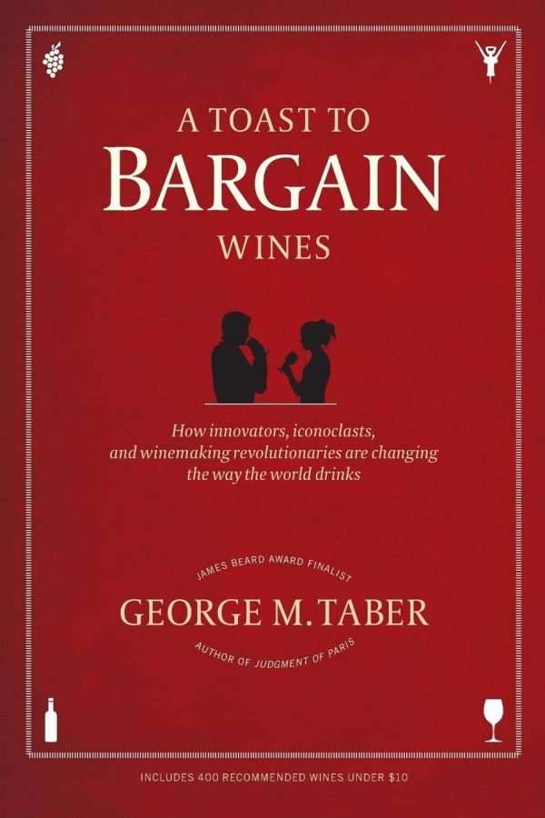 A Toast to Bargain Wines Cover