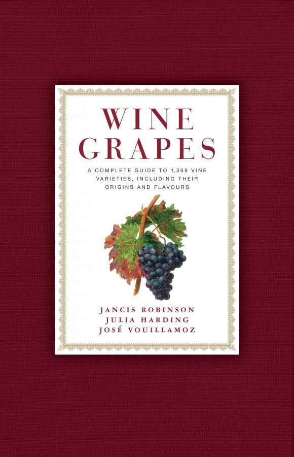 Wine Grapes Cover