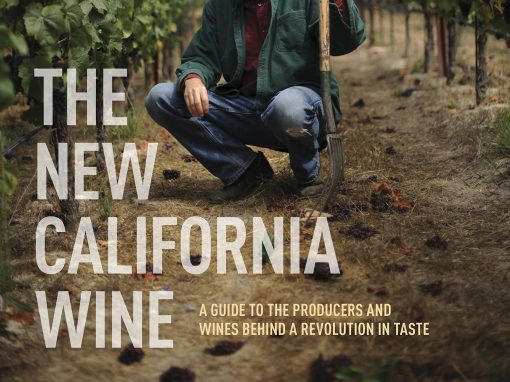 Cover of The New California Wine