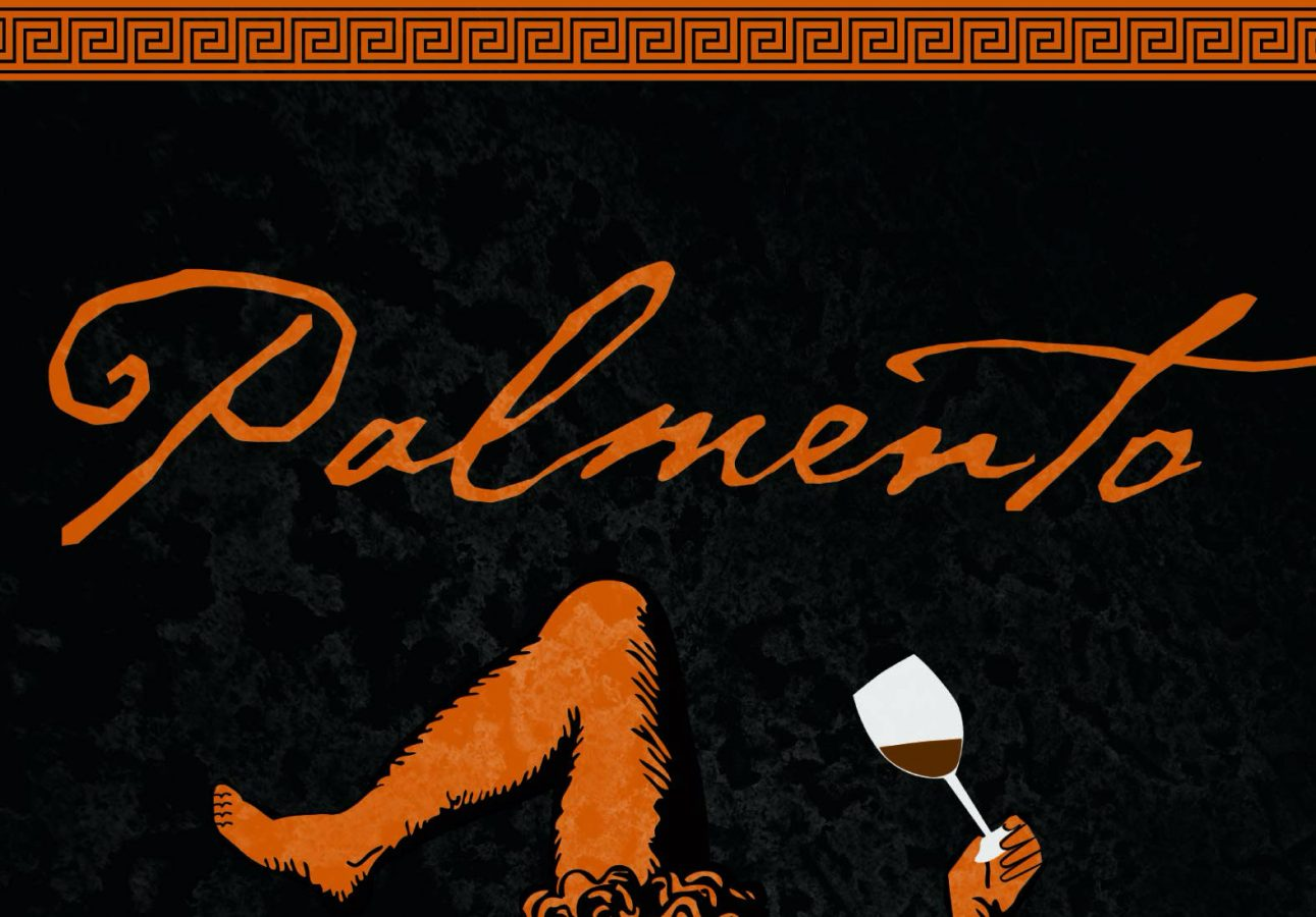 Palmento cover crop