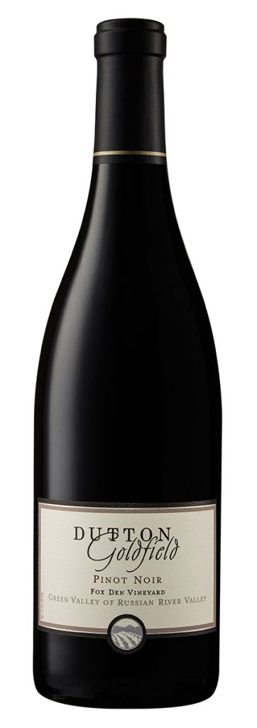 Fox Den Vineyard Pinot Noir