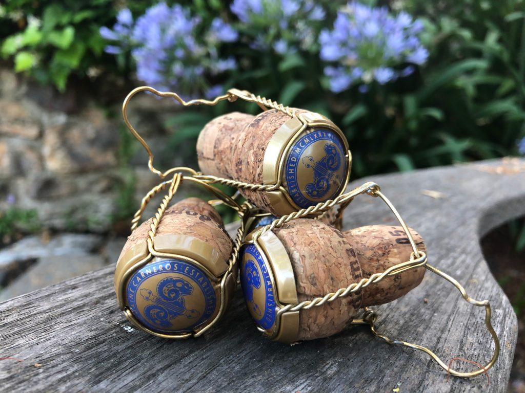Corks from La Reve
