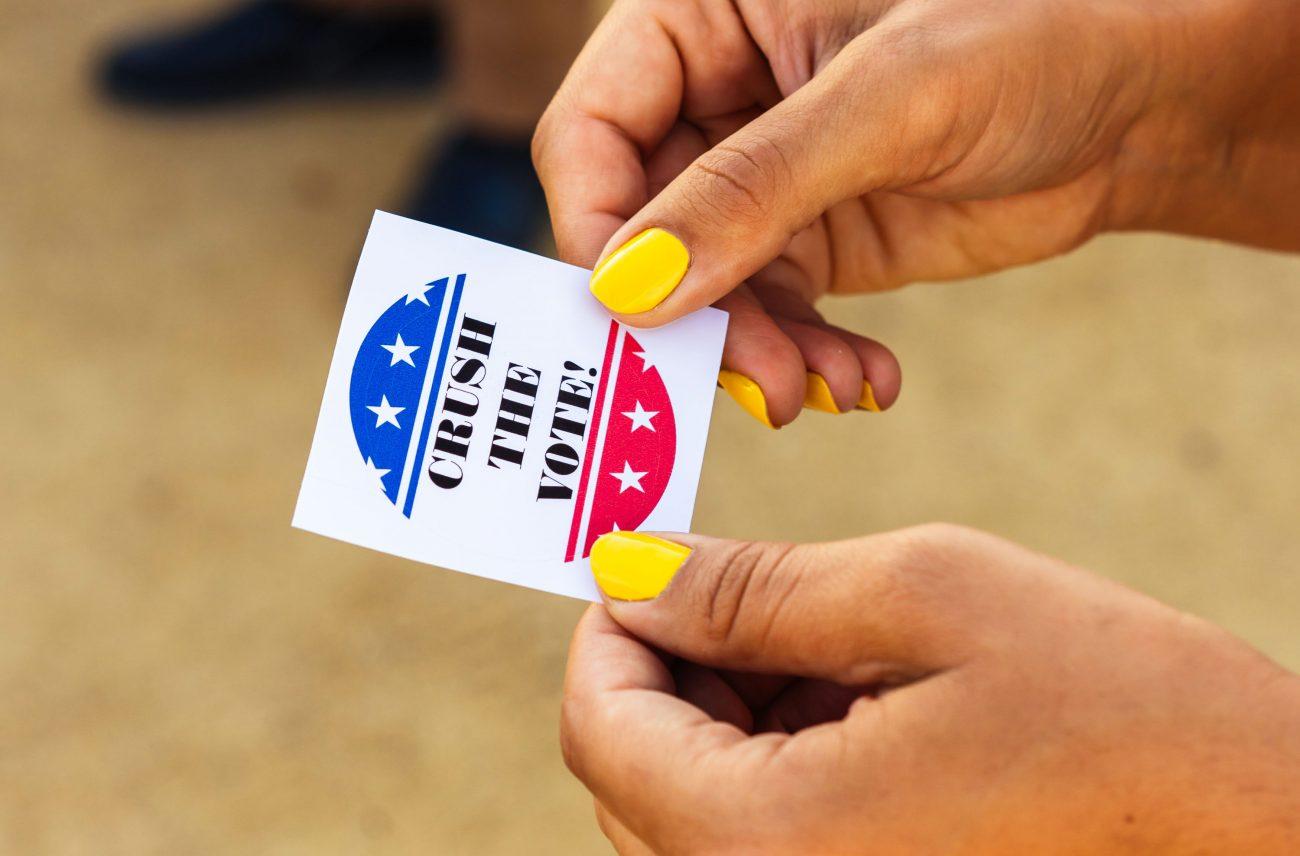 crush the vote